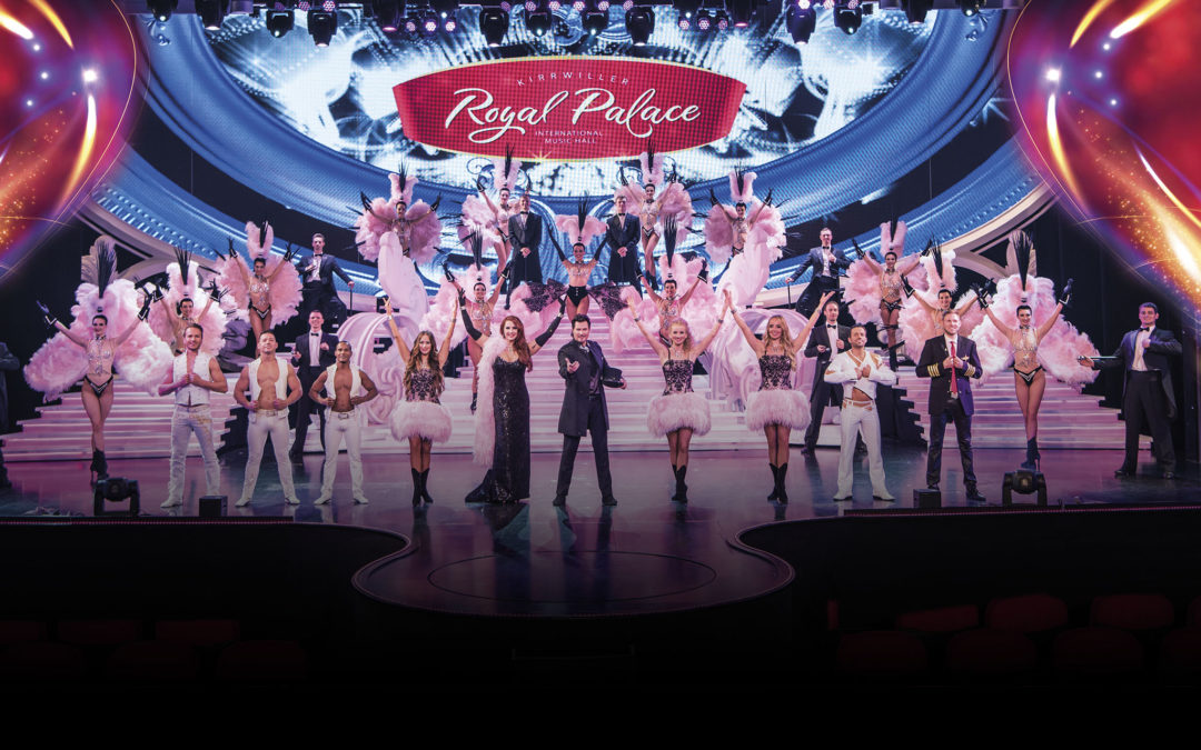 Miss et Mystere van Royal Palace